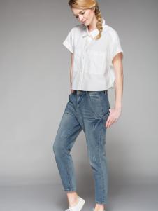 路莎春款衬衫