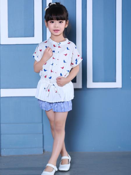 西瓜王子女童短裤