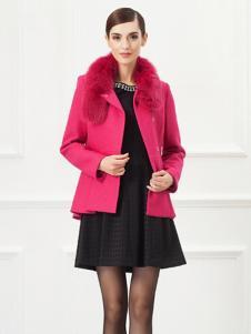 珂尼蒂思女装羊绒大衣