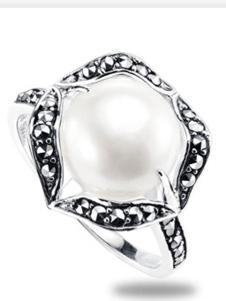曼古银珍珠