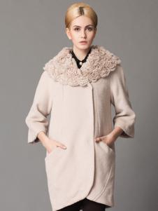 宝莱国际羊绒大衣