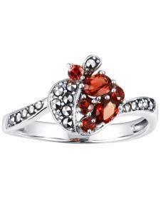 曼古银戒指