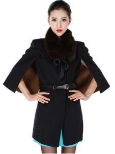 斯尔丽女装羊绒大衣