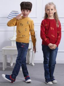 卡米丘童装卡米丘针织衫