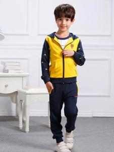 卡米丘男童卫衣