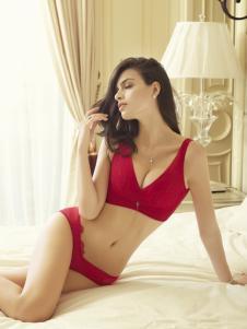 奥丽多丽红色内衣