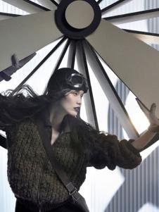 韩星模特艺术展示