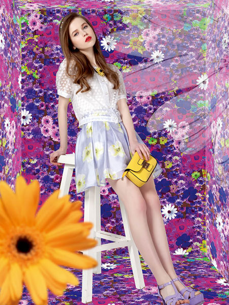 悠媤莉女装招商 打造国内优秀女装品牌