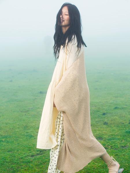 因为女装ZOLLE女装春季新款棉麻套装