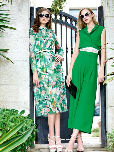 欧式时尚女装图片大全