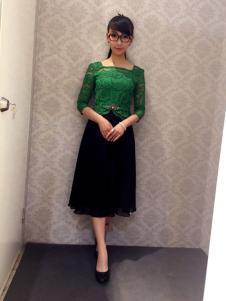 米施卡连衣裙新品