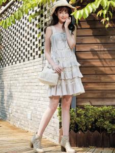 尚州吊带裙