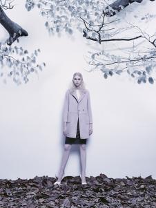 2016赞雅女装浅色外套