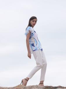 诺娜莉NUNALIE新款T恤