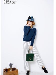 2016天悦春夏新款长裤