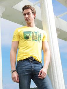 XEZO男装夏季T恤