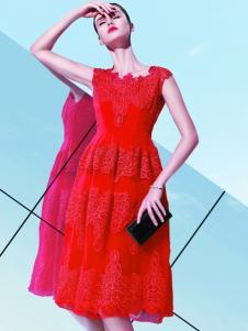 优美世界连衣裙新品