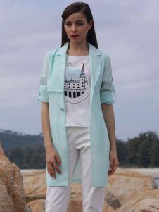 诺娜莉NUNALIE新款外套