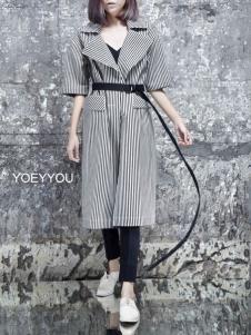 YOEYYOU 游悦时尚外套