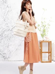 尚州棉麻长裙