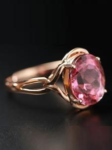 晶石灵戒指