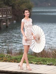 与凤齐美旗袍新品