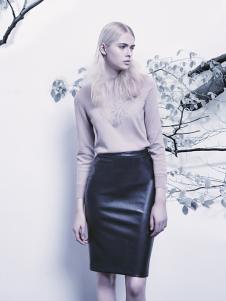 2016赞雅女装浅色针织衫