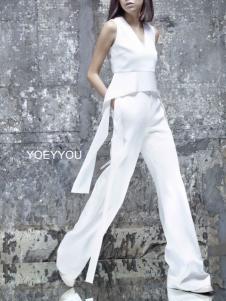 YOEYYOU 时尚长裤