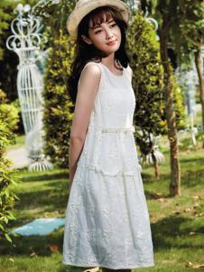 尚州无袖长裙