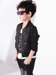 巴拉邦童装新款男童外套