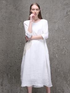 范可儿2016新品连衣裙