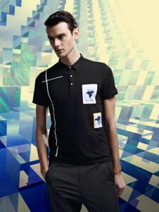 MODS男装2016新品黑色T恤