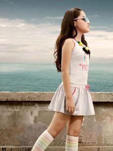 小李宁女童运动衫
