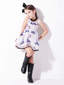 巴拉邦童装新款女裙