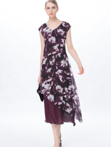 JAOBOO印花连衣裙