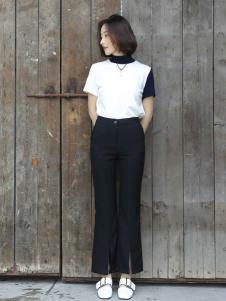 卡歌娜2016新品休闲裤
