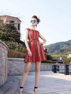 丹妮丽人时尚连衣裙
