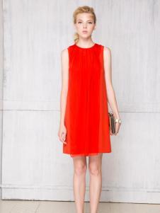 红贝缇夏季新款连衣裙