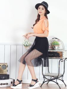集韩号半裙