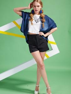 sardana 2016新品牛仔衬衫