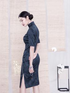 花禅女装旗袍