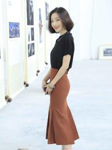 卡歌娜2016新品包臀裙