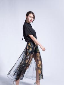 依美偌女装连连衣裙