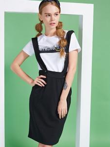 sardana 2016新品背带裙