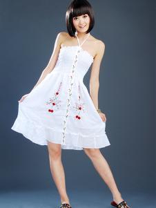 卡瑟蒂连衣裙