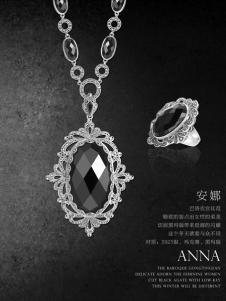 曼古银饰品安娜系列