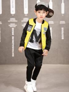 玛玛米雅男童外套