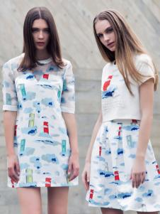 蜜西娅女装2016新款连衣裙