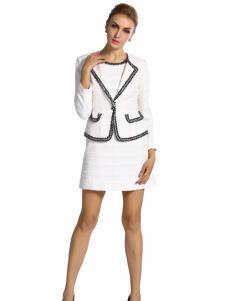 2016蒙迪愛爾新品白色小西裝