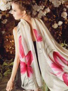 丝界围巾丝巾253387款
